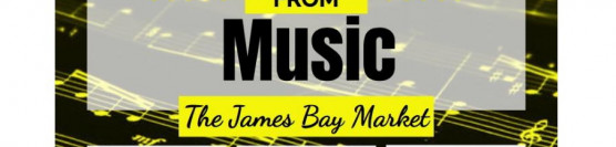 Great Music at the James Bay Community Market on May 27th